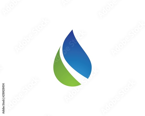 water drop logo template stock image and royalty free vector files