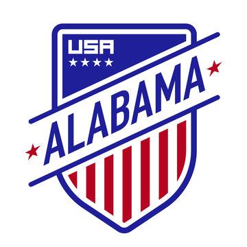 Alabama State Crest