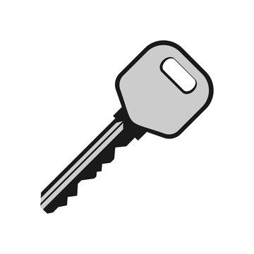 Keys Icon. Vector illustration, EPS10