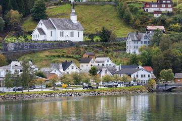 Village of Hellesylt
