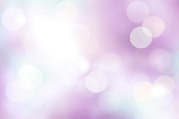 Purple abstract background blur
