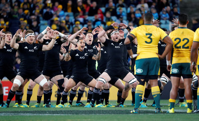 2018 Bledisloe Cup Rugby Championship - Australia v New Zealand
