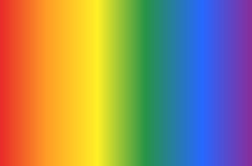 Background with gay flag colors pattern in vertical view. Abstract vector or illustration with rainbow colors.