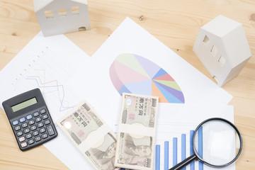 住宅の資料とデータ