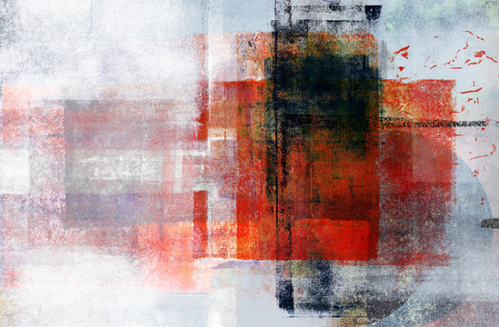 Contemporary Multimedia Abstract Background