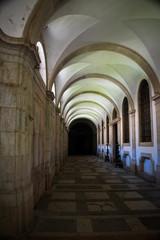 Palacio de Mafra, Portugal Interiores