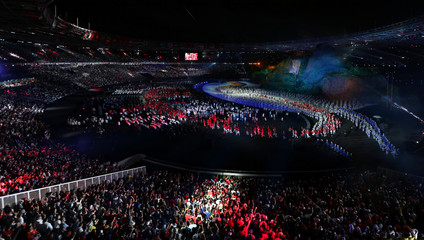 2018 Asian Games - Opening Ceremony