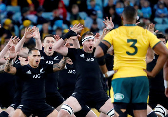 2018 Bledisloe Cup Rugby Championship - Australia v New Zealand