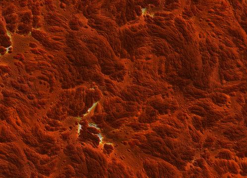 mars backgrounds texture