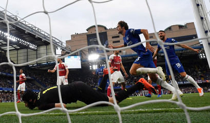 Premier League - Chelsea v Arsenal