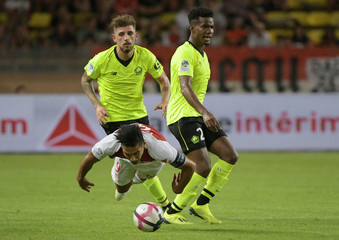 Ligue 1 - AS Monaco vs Lille