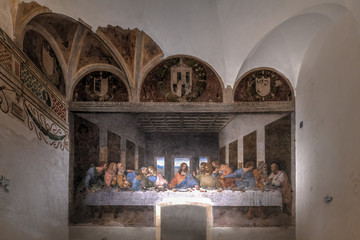 The Last Supper - Milan, Italy