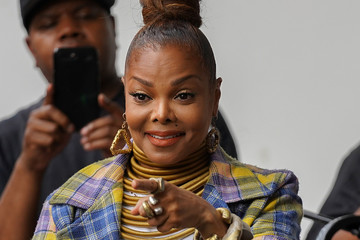 Janet Jackson participates in the 44th annual Harlem Week in Manhattan
