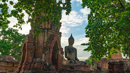 アユタヤ遺跡(Historic City of Ayutthaya)