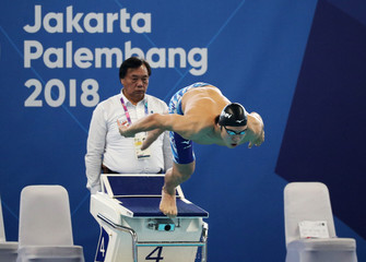 Swimming - 2018 Asian Games