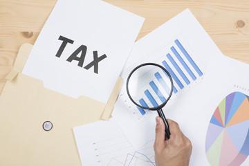 税金の調べ