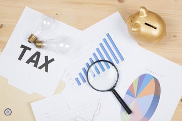 税金を調べる-俯瞰
