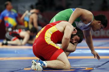 2018 Asian Games - Wrestling