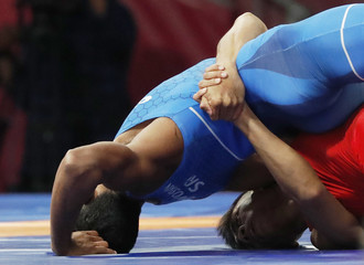2018 Asian Games - Wrestling