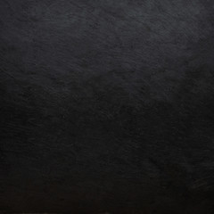 Black Clean chalk board surface. Chalkboard Texture background. Back to school concept..