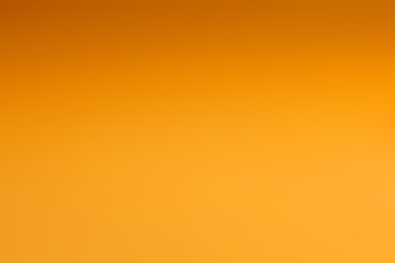 Gradient Background in Honey Tones. Abstract autumn backdrop with yellow and orange colors