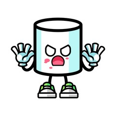 Marshmallow zombie