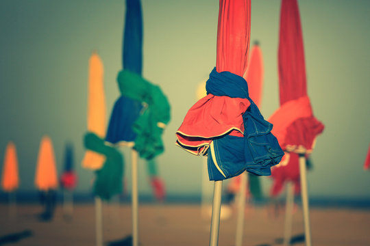 Deauville,parasol