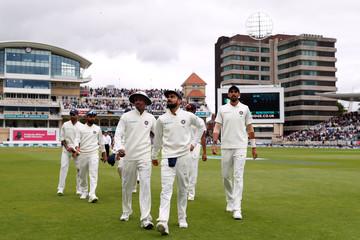 England v India - Third Test