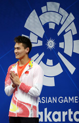 2018 Asian Games - Swimming