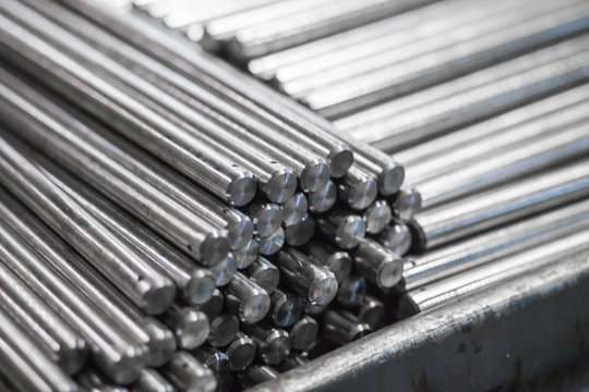 metal patterns for production