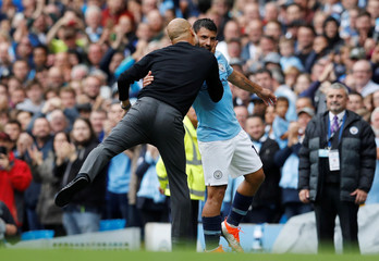 Premier League - Manchester City v Huddersfield Town