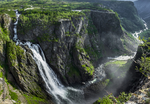 wasserfälle norwegen
