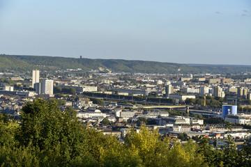 Rouen,  Normandie, région du nord de la France, 76, Seine Maritime