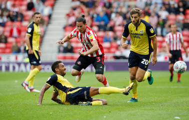 League One - Sunderland v Scunthorpe United