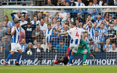 Premier League - Brighton & Hove Albion v Manchester United