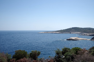 A View Of The Sea