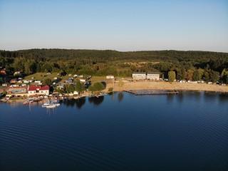 Jezioro Długie - Lipie