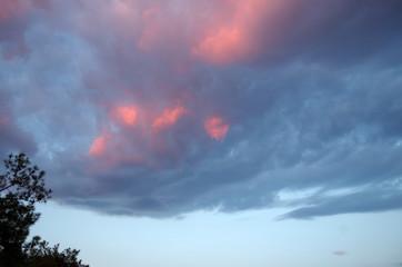 Sky's Volcano