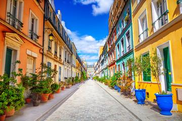 Street in Paris