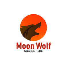 Logo Moon Wolf