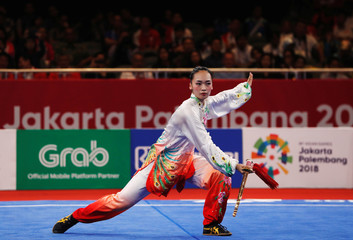 Wushu - 2018 Asian Games - Women's Taijijian