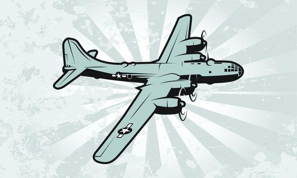 Strategic Heavy Bomber Aircraft