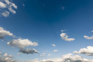 Sky with polarizer