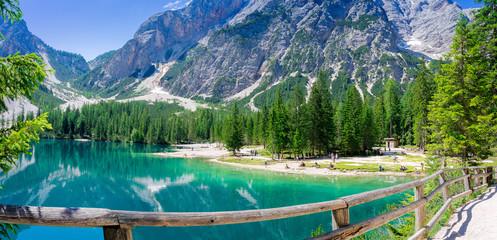 Pragser Wildsee 2018-9 Südtirol Dolomiten