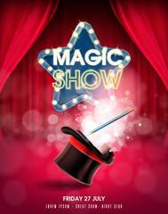 magic show banner