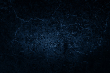 dark blue background, old decaying wall