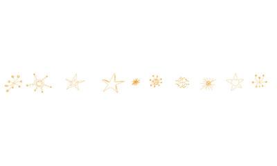 Stern Sterne Band Banner Welle Wellen Weihnachten Gold Weihnacht Symbole