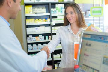 flirting with a pharmacist