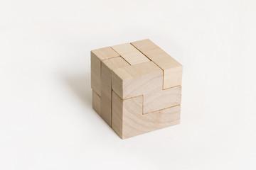 Würfel, Puzzle, Symbo