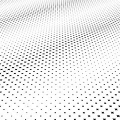 Modern black and white pattern. Geometric abstract texture. Graphic geometric background with perspective pattern